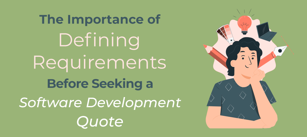 Discover what makes a good software requirement and why these are important to the development process. For more information, contact Harlow Technologies.
