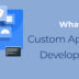 Find out what Custom Application Development is, learn about its benefits, and how Harlow Tech can help you.